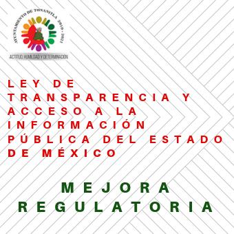 Ley de transparencia y acceso a la