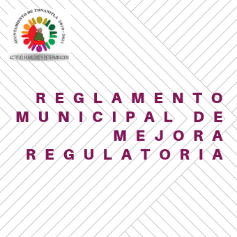 Reglamento de mejora regulatoria