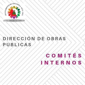 DIRECCION DE OBRAS PÚBLICAS