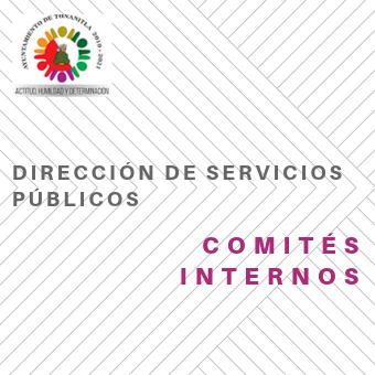 DIRECCIÓN SERVICIOS PÚBLICOS