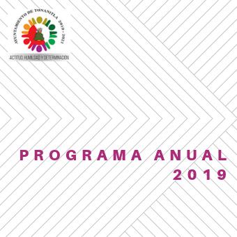 Programa Anual 2019