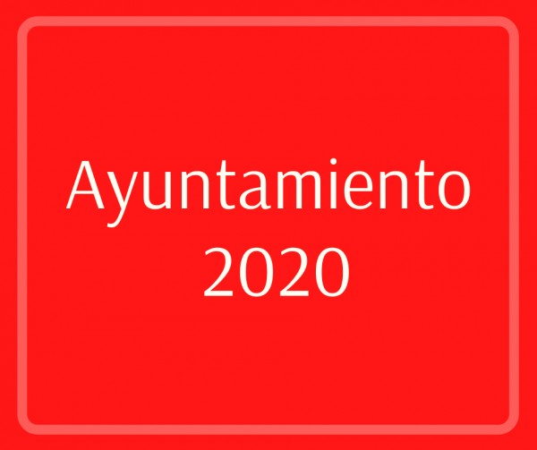 Ayuntamiento 2020